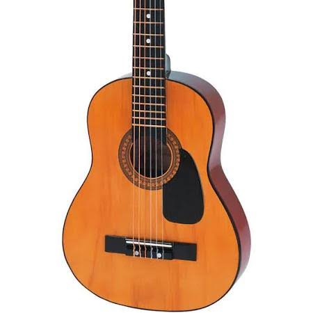 Hohner Classical Guitar for Toddlers - 1/2 Sized