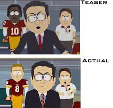 A Uni Watch Guide To Last NightaEURTMs South Park Episode