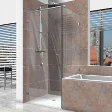Badewanne Mit Dusche Duschkabinen Neben Badewannen Duschenmarkt