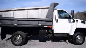 100 Gmc C4500 Truck 2006 GMC Topkick Dump 4x4 66L Duramax Diesel YouTube