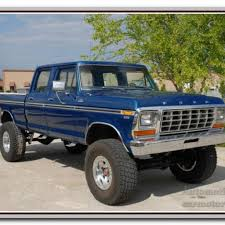 3 Gallery Of 1978 Ford F250 Crew Cab For Sale