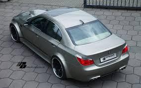 PRIOR DESIGN PDM5 Widebody Aerodynamic Kit for BMW 5 Series [E60