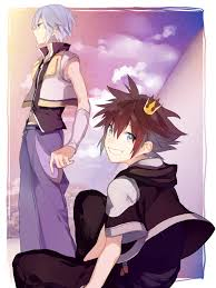 Sora Halloween Town by Kingdom Hearts Riku And Sora Video Games Pinterest Anime