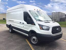 Ford Transit 350 Cargo Van - Ext Hr Base Model - Fedex Trucks For Sale