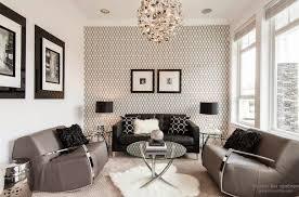 wohnzimmer tapete inspiration tapete dekorationsideen
