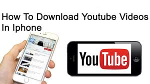 How To Download Youtube Videos In Iphone