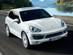 2012 Porsche Cayenne - Information And Photos - ZombieDrive