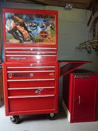 snap on tool boxes top box mid box roll cab side cabinet