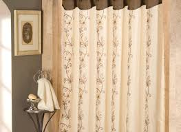 Tuscan Decorating Ideas For Bathroom by Shower Styles Country Shower Curtains For A Tuscan Decorating