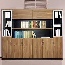 China High Quality Cheap Wooden fice Wall Cabinet Modern Wooden