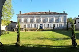 maison a vendre en vendee vente maison de maître jonzac 13195vm