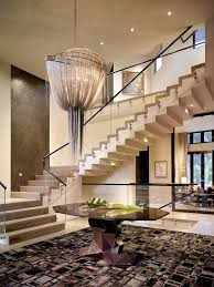 modern chandelier ideas metal chains house entry lighting