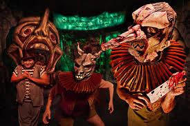 Knotts Halloween Haunt Mazes by Knott U0027s Scary Farm Opens Horrorbuzz