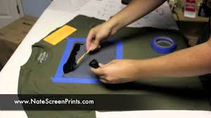 Part 4 - AMAZINGLY Simple Way To Screen Print At Home! - YouTube Sewing Tutorials Crafts Diy Handmade Shannon Sews Blog For Clothes 5 Tshirt Cutting Ideas And Make Your Own Shirts At Home Best Shirt 2017 With Picture Of 25 To Try On Old Outfits For New 100 How Design Hoodie 53 Diy Ugly T Pictures Wikihow Classic House Superstore Merchandise Official Nbc Store Contemporary T Shirt Cutting Ideas On Pinterest