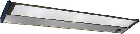 afx nxl520ss stainless steel xenon 40 cabinet lighting