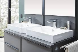 badezimmer modern in quarzgrau matt puris möbel
