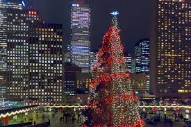 Toronto Is About To Get Canadas Biggest Christmas Tree