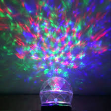 ultra bright multi color led projection night light show