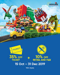 35% Off Ticket LEGOLAND® Malaysia - TNG Digital - Touch 'n ... Tsohost Domain Promotional Code Keen Footwear Coupons How To Redeem A Promo Code Legoland Japan 1 Day Skiptheline Pass Klook Legoland California Tips Desert Chica Coupon Free Childrens Ticket With Adult Discount San Diego Hbgers Online Malaysia Latest Promotion Sgdtips Boltbus Coupon Hotel California Promo Legoland Orlando Park Keds 10 Off Mall Of America Orbitz Flight Codes 2018 Legoland Aktionen Canada Holiday Gas Station Free Coffee