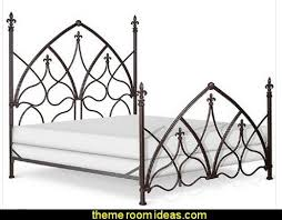 the 25 best gothic bed ideas on pinterest black beds gothic