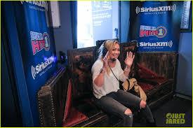 Sirius Xm Halloween Radio Station 2014 by Hilary Duff Promotes New Single U0027all About You U0027 At Siriusxm