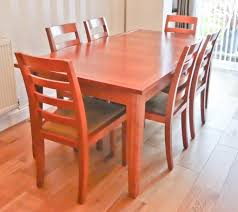 Solid Canadian Cherry Wood Dining Room Table, Sideboard, 6 Chairs And Small  Table With Drawer Unit   In Swindon, Wiltshire   Gumtree Kitchen Ding Room Fniture Scdinavian Designs Cape Cod Lawrence Dark Cherry Extension Table W6 Tom Seely Solid W 6 Chairs Sets And Chair Dock86 Universal Upscale Consignment 26 Big Small With Bench Seating 2019 Gently Used Ethan Allen Up To 50 Off At Chairish East West Nido6bchw Pc Ding Room Set Bkitchen Tables 4 Plus Bench In Black Cherryfinishblack And Cm88 Roccommunity Steve Silver Tournament Arm Casters Set Of 2 Oval American Drew Cherry 7 Pieces Used Leaf Finish Glass Top Modern Woptional Items