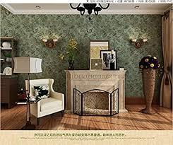 gfei retro tapete dunkel land dekorative wohnzimmer
