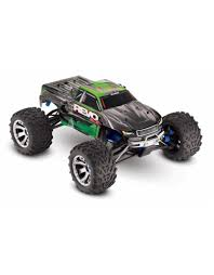 100 Traxxas Nitro Rc Trucks TRA530973 REVO 33 GREEN 110 SCALE 4WD NITROPOWERED MONSTER