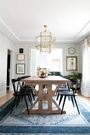 Denver Tudor Reveal Studio McGeeDining Room InspirationBlack