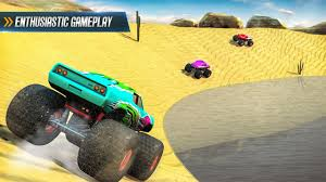 100 3d Monster Truck Games Desert Death Race 3D 103 APK Download Android