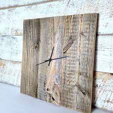 Reclaimed Wood Wall Clock Uk - 12.000+ Wall Clocks Rustic Wall Clock Oversized Oval Roman Numeral 40cm Pallet Wood Diy Youtube Pottery Barn Shelves 16 Image Avery Street Design Co Farmhouse Clocks And Fniture Best 25 Large Wooden Clock Ideas On Pinterest Old Wood Projects Reclaimed Home Do Not Use Lighting City Reclaimed Barn Copper Pipe Round Barnwood Timbr Moss Clock16inch Diameter Products