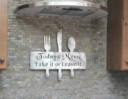 wall decorations for kitchens photo of worthy images about metal