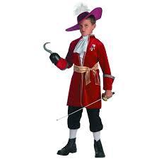 Amazon.com: Captain Hook Child Costume - Medium: Toys & Games