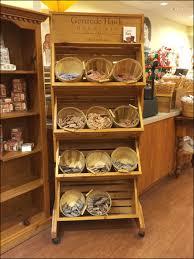 Gertrude HawkR Rustic Bushel Bulk Basket Display
