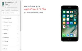 Apple iPhone 7 Support Overview Apps & Wid s