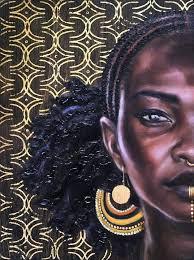 Fyblackwomenart Artist Sarah Golish Saragolish