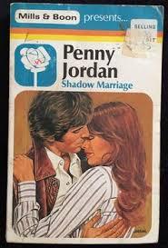 Shadow Marriage PENNY JORDAN Mills Boon Vintage