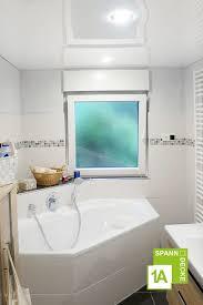 hochglanz spanndecke im badezimmer spanndecken badezimmer