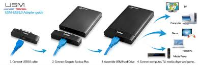 Seagate Freeagent Desktop Power Supply Specs by Datage Usm Usb3 0 Hdd Enclosure For Seagate Backup Plus Hard Drive