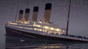Titanic Sinking Simulation Real Time by Titanic Sinking Animation Real Time 100 Images Incredible New