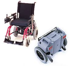 fauteuil roulant manuel avec assistance electrique motorisation électrique f16 pour fauteuil roulant manuel