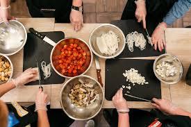 concours de cuisine insolite près de caen pôle emploi organise un concours de