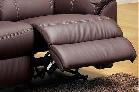 canapé cuir de buffle 3 places canape cuir de buffle 3 places maison design hosnya com