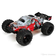 100 Remote Control Gas Trucks DHK RC Car 18 4WD Off Road Racing Truck RTR 70kmH Wheelie High