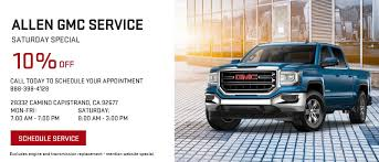 Allen GMC In Laguna Niguel, CA | An Irvine & Orange County GMC ...