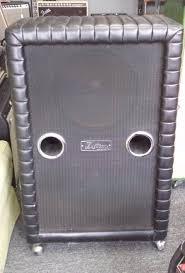 2x10 Bass Cabinet Plans by 60 U0027s Kustom 2x15