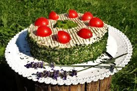 pikante brunch torte