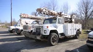 100 Derrick Truck 1981 International S1900 Digger Tag 47415 YouTube