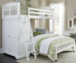 twin over full locker loft bunk bed 9060 and 8060 walnut street