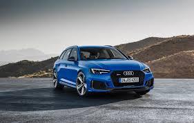 Rs4 Black Edition   2019 2020 Top Car Models